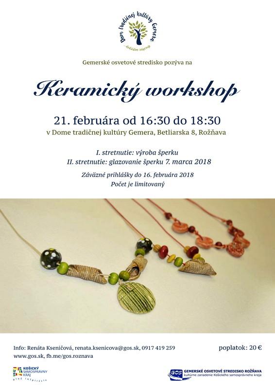 2018 02 21 keramicky workshop