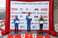 Úspech biatlonistov z Revúcej na Majstrovstvách Slovenska