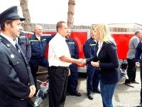Protipovodňové vozíky dostali aj obce a DHZO okresu Rožňava