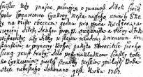 Pokračujúce dodatky zo staršej ratkovskej cirkevnej histórie (III. časť)