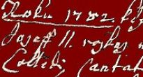 Dodatok k staršej ratkovskej cirkevnej histórii (II. časť)