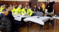 Dobrovoľní hasiči z okresu Revúca absolvovali v Jelšave odbornú prípravu pre používateľov rádiostaníc a telekomunikačných zariadení