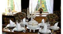 Porcelán aristokracie – herendský porcelán sprístupnili v kaštieli Andrášiovcov v Betliari