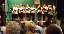 V Brzotíne sa uskutočnil už ôsmy ročník prehliadky spevokolov seniorov horného Gemera