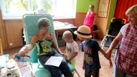 Už trinásť rokov prúdi Kvapka krvi SNP z Čierneho Potoka