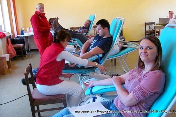 V deň výročia oslobodenia mesta tiekla v Tornali krv