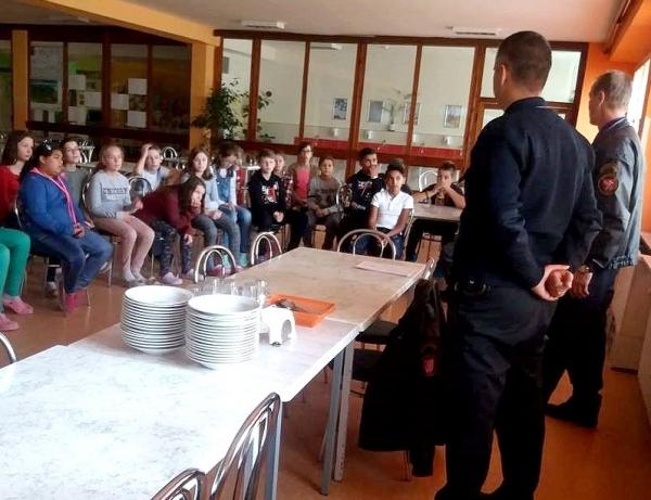 Právna výchova a prevencia kriminality a trestnej činnosti majú v Základnej škole J. A. Komenského dôležité miesto