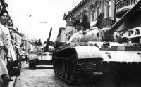 Fotografie z udalostí augusta 1968 v Rimavskej Sobote a okolí